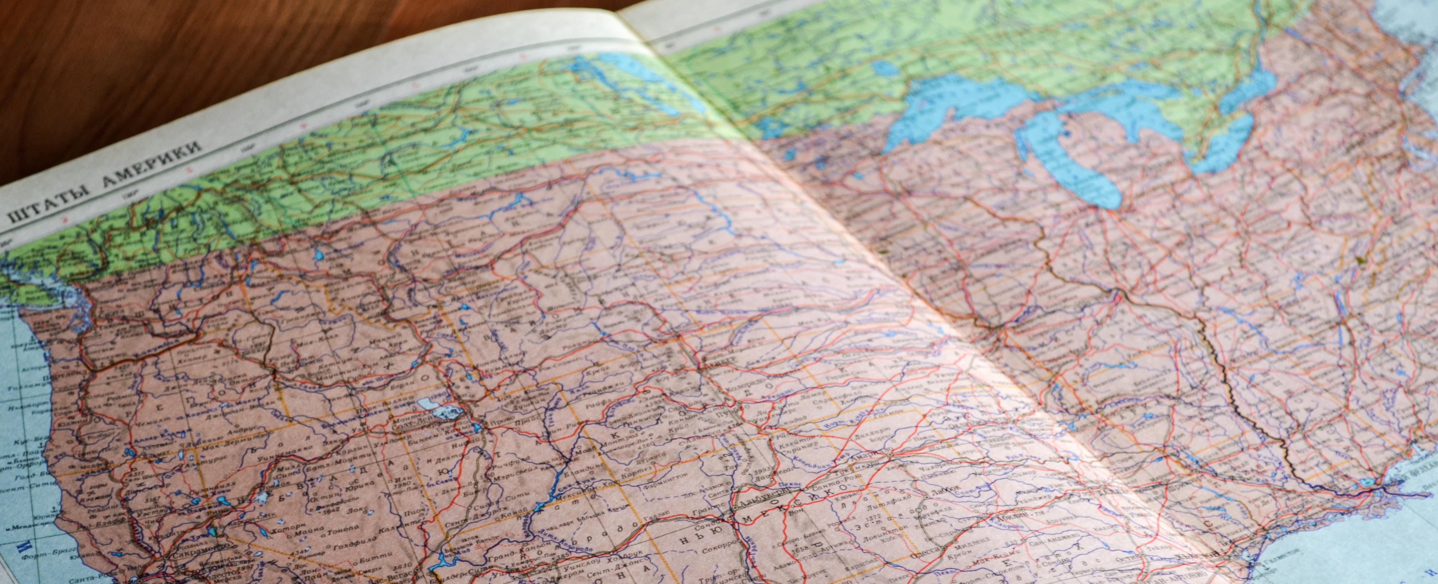 mapa - El Perfil por Competencias como Carta de Navegación